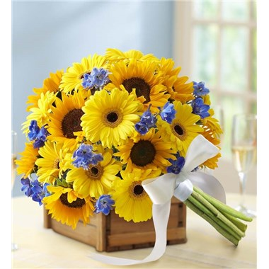 Sunflower_Mixed_Boquet