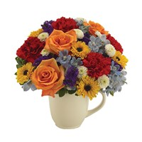 A Labor of Love flower bouquet (BF146-11KM)